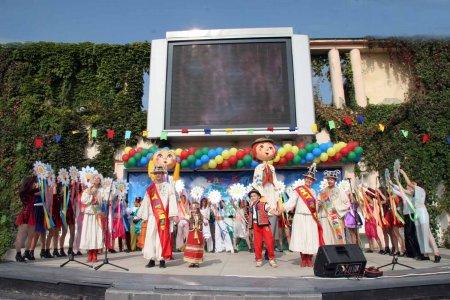 Міжнародний фестиваль театрів для дітей