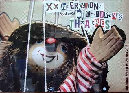 Закарпатські лялькарі переймають досвід на фестивалі в Сербії