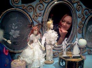 В Ужгороді відбулася прем'єра лялькової «Попелюшки»