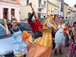 Закарпатські лялькарі взяли участь у фестивалі Virvar у Кошицях